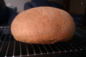 Homemade Wholemeal Bread