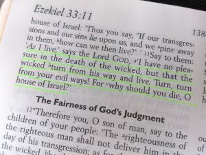 God's love and mercy are endless!